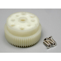 TRAXXAS 2381:Main Diff Gear w/Side Cover Plate & Screws