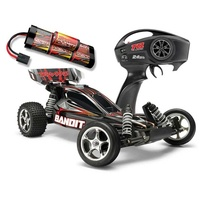 TRAXXAS Bandit 1/10 2WD EP Buggy RTR 2.4Ghz - 2405