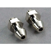 Traxxas 3296: Fittings, inlet (nipple) for fuel or water cooling (2)