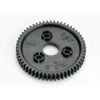Traxxas 3957: Spur gear, 56-tooth (0.8 metric pitch, compatible with 32-pitch)