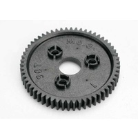 Traxxas 3958: Spur gear, 58-tooth (0.8 metric pitch, compatible with 32-pitch)