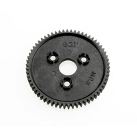 Traxxas 3959: Spur gear, 62-tooth (0.8 metric pitch, compatible with 32-pitch)