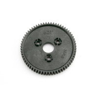 Traxxas 3960: Spur gear, 65-tooth (0.8 metric pitch, compatible with 32-pitch)