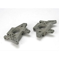 Traxxas 4929R: Rear Bulk-Heads/Bulkheads Left & Right Grey/Gray
