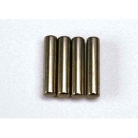 Traxxas 4955: Axle Pins (4) 2.5 x 12-mm