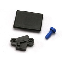Traxxas 5157: Forward-Only Conversion Cover Plates & Seal (2)