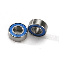 Traxxas 5180: Dirt Shield Ball-Bearings (2) 6 x 13 x 5-mm Blue