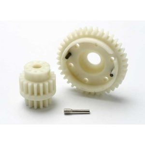 Traxxas 5384 Two 2-Speed Wide Ratio Gear Set