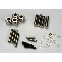 Traxxas 5452: Drive-Shaft/Driveshaft U-Joints Set (4)