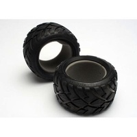 "Traxxas 5578: Anaconda Tires (2) 2.8"" On-Road with Foam"
