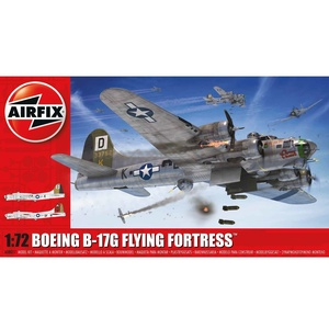 Boeing B-17G Flying Fortress 1:72 Model Kit