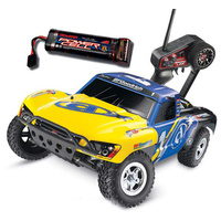 TRAXXAS SLASH 1/10 2WD EP SCT 2.4Ghz RTR 5803 Jerry Whelchel Edition