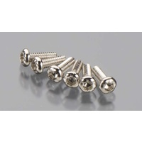 Traxxas 6643: Screws 1.6x5mm BCS Hex Alias (6)