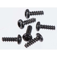 Traxxas 6644: Screws 1.6x5mm BCS Self-Tapping Alias