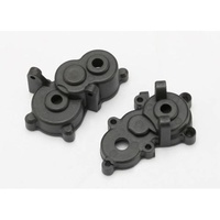 Traxxas 7091: Gearbox/Gear-Box Halves