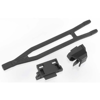Traxxas 7426: Battery Hold-Down Front/Rear 1/10 Rally VXL