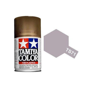 Tamiya Spray Lacquer TS-71 Smoke 100 ml