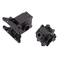 Traxxas 7530: Bulkhead/Diff Housing Front/Rear