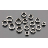 Traxxas 7541X: Bearings 4x8mm (2)/6x10mm (8)/8x12mm (5)