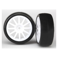 Traxxas 7572: Tires Wheels Assembled Glued (2)