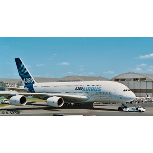 Airbus A 380 Design New livery First Flight Model Kit #04218