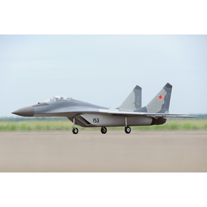 Black Horse Mig 29 w/CNC Suspension metal struts BH153