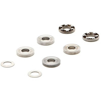 2.5x6x2.8mm Thrust Bearing: 180 CFX BLH3438