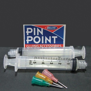 Deluxe Materials AC8 Pin Point Syringe Kit DM-AC8