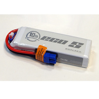 DSBXP22002ECO - DUALSKY ECO-S LIPO BATTERY 2200 2S 25C