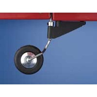 Tailwheel Bracket (1/4 Scale Airplanes) (QTY/PKG: 1) DUBRO377