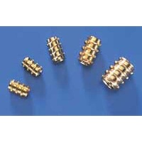 4-40 Threaded Inserts (QTY/PKG: 4) DUBRO391