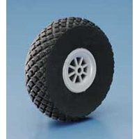 "2-1/2"" Diamond Lite Wheels (2) DUBRO250DL"