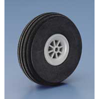 "RC PLANE WHEEL SUPER LITE WHEELS 3"" PAIR DUBRO300SL"