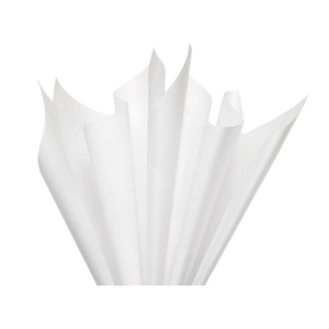 Tissue Paper White covering 20 sheets  20x30""