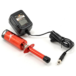 Dynamite Metered NiMH Glow Plug - Driver / Starter / Ignitor w/USB Charger