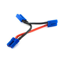 E-Flite EC5 Battery Series Harness, 10 AWG EFLAEC508