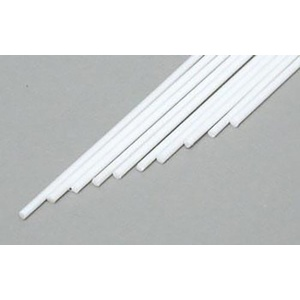 "Evergreen 210 Styrene Round Rod .030"" Qty 10"