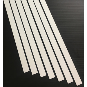 Evergreen, 7 Styrene Strip 600mm - 1.5 x 12.7mm 363