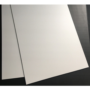 Evergreen, 2 Styrene Sheets 530mm - 1.5mm 9106