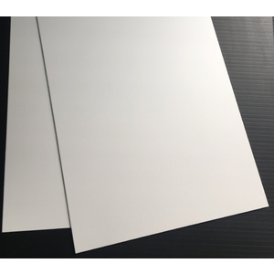 Evergreen, 2 Styrene Sheets 530mm - 2.0mm 9107
