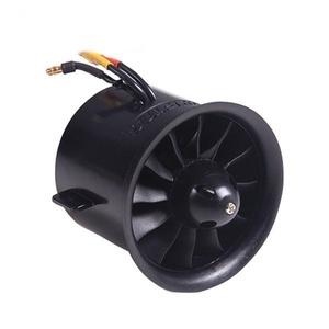EDF 70mm 12 Blades Ducted Fan Inc 284 5KV Motor