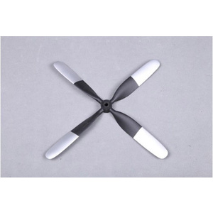 FMS 4 blade Propeller 10.5x8 For 1100mm P-51 FMSPROP028