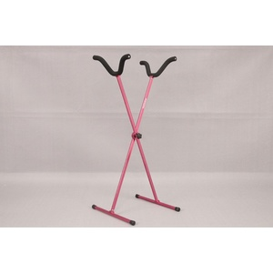 FMS Model Airplane X Display Stand / Holder V2 RED xstandv2