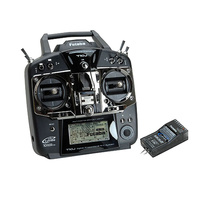 Futaba 10J Transmitter 2.4Ghz Telemetry & Receiver Mode 1