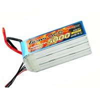 GENS ACE 5000MAH 60C 22.2V EC5 PLUG (600 or above Class Heli)