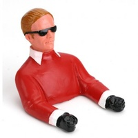 Hangar 9 1/9 Pilot with Sunglasses (Red) with Arms HAN9105