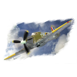 "HobbyBoss 1:72 Hurricane"" MK II 80215 Model Kit #80215"
