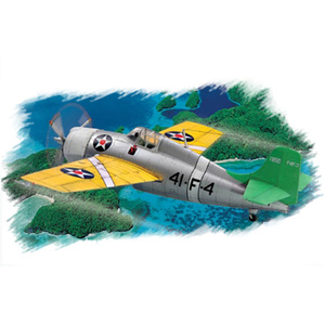 "Hobby Boss 1:72 F4F-3 ""Wildcat"" 80219"