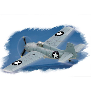 "Hobby Boss 1:72 F4F-4 ""Wildcat"" 80220"