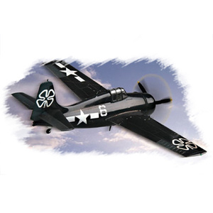 American F6F Hellcat fighter 80222 Model Plane Warbird